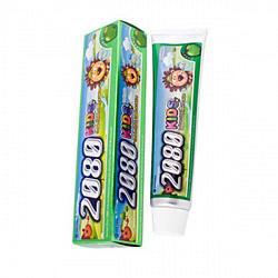 Керасис зубная паста 2080 детская яблоко 80г