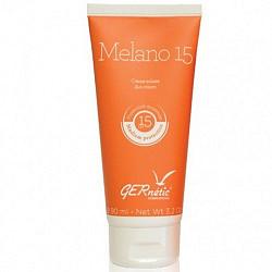 Гернетик мелано крем солнцезащитный для лица/тела spf15 90мл