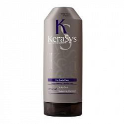 Керасис скальп кеа шампунь освежающий лечение жирной/проблемной кожи головы 180мл