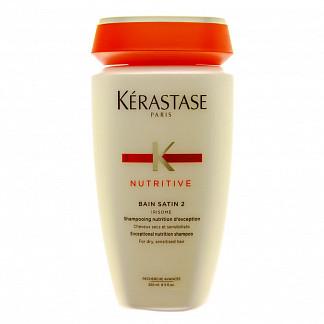 Керастаз нутритив шампунь-ванна сатин 2 250мл