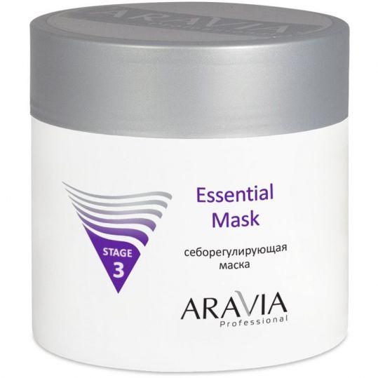 Аравия профешнл маска для лица себорегулирующая для жирной кожи 300мл, фото №1