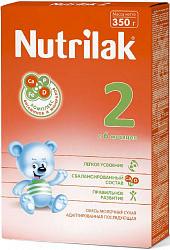 Нутрилак смесь молочная 6-12 месяцев 400г