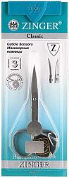Зингер ножницы маникюрные закругленные 109012