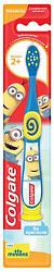 Колгейт зубная щетка детская на присоске миньоны 2+ супермягкая