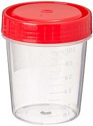 Контейнер стерильный для биоматериалов 100мл