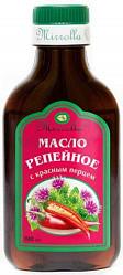 Мирролла масло репейное с красным перцем 100мл