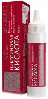 Мирролла никотиновая кислота для волос 65мл