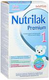 Нутрилак премиум 1 смесь молочная для детей 0-6 месяцев 350г