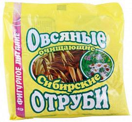 Отруби сибирские овсяные 200г