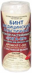 Тонус бинт эластичный унга-вр 8x60см