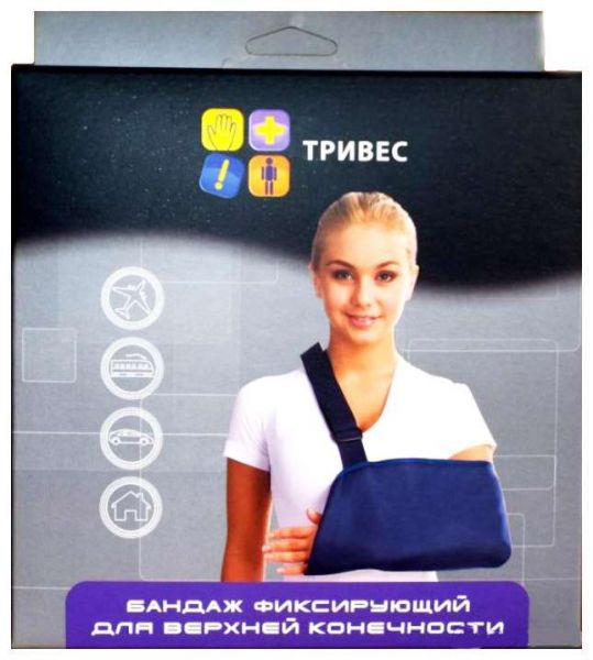 Тривес бандаж для рук при травмах т-8102 м, фото №1