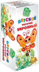 Фиточай детский укропный фильтр-пакет 1,5г 20 шт.