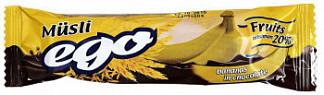 Эго мюсли банан в шоколаде 25г