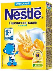 Нестле каша молочная пшеничная с тыквой 5+ 220г