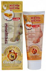 Овечье масло гель-бальзам для ног део-эффект женьшень 70г