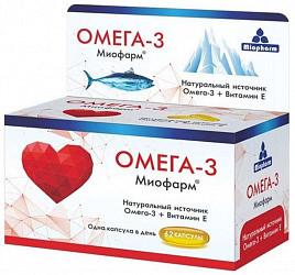 Лекарство омега-3