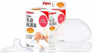 Пиджен (pigeon) накладка на грудь силиконовая размер m №2