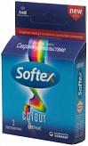 Софтекс презервативы колор 3 шт.