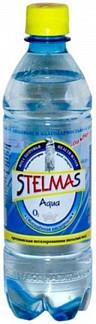 Стэлмас вода питьевая негазированная 0,5л бутылка пэт.