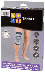 Тривес бандаж на коленный сустав т-8520 размер xхl