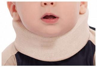 Тривес бандаж шейный для новорожденных тв-000 4,0-33см бежевый