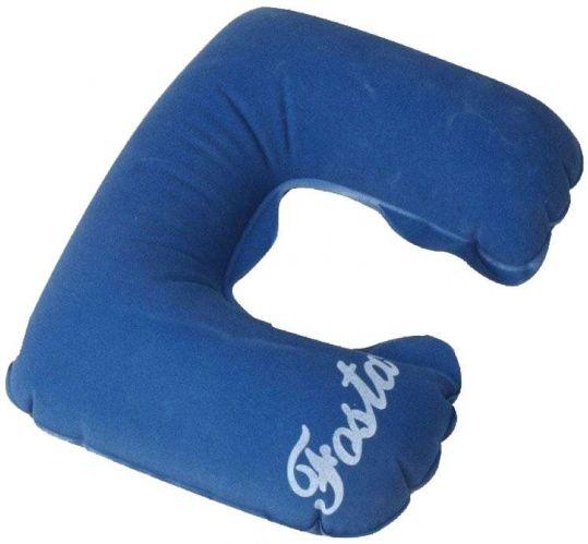 Фоста подушка подкова арт.f8052 синий, фото №1