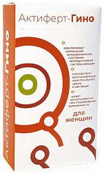 Актиферт-гино таблетки быстрорастворимые 15 шт.
