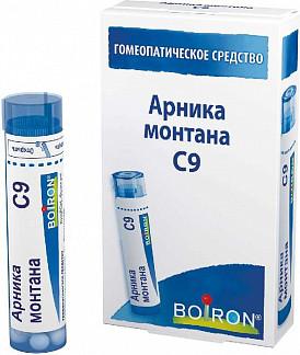 Арника монтана с9 4г гранулы гомеопатические