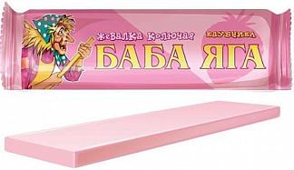 Баба яга конфеты жевательные клубника 11г