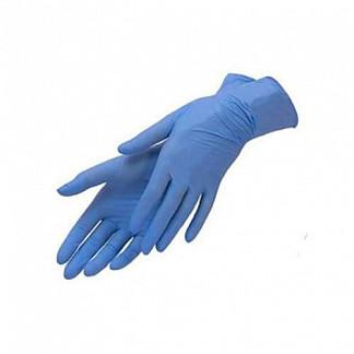 Бенови перчатки смотровые нитриловые нестерильные неопудренные размер s пара