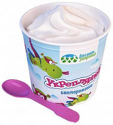 Биомороженое укрепляйка сливочное ванильное 45г вафельный стаканчик