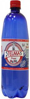 Стэлмас mgso4 вода минеральная газированная 1л