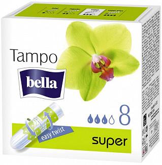 Белла тампоны супер 8 шт.