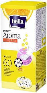 Белла панти арома прокладки ежедневные энерджи 60 шт.