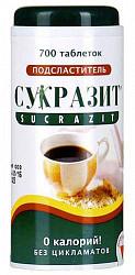 Заменитель сахара сукразит 700 шт.