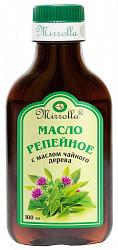 Мирролла масло репейное чайное дерево 100мл