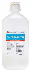 Натрия хлорид 0,9% 500мл 20 шт. раствор для инфузий