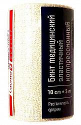 Лаума балтик медикал бинт эластичный компрессионный средней растяжимости 10х300см