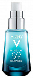 Виши минерал 89 уход для кожи вокруг глаз восстанавливающий укрепляющий 15мл