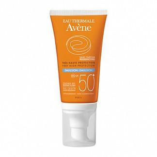 Авен флюид для лица солнцезащитный spf50+ 50мл