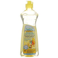 Бэбилайн средство моющее детское натуральное для посуды/овощей/фруктов 500мл