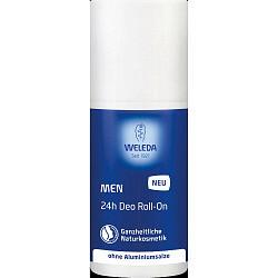 Веледа мэн дезодорант роликовый 24 часа (9522) 50мл