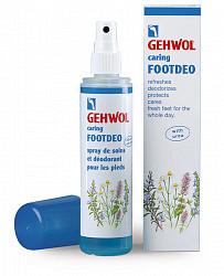 Геволь дезодорант для ног охлаждающий сенситив 150мл