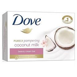 Дав крем-мыло кокосовое молочко/лепестки жасмина 135г