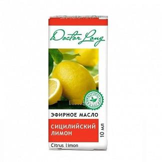 Доктор лонг масло антицеллюлитное с экстрактом сицилийского лимона 100мл