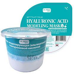 Ла мисо маска для лица моделирующая альгинатная с гиалуроновой кислотой 28г