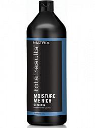 Матрикс тотал резалт мойсчер ми рич кондиционер для увлажнения волос 1л