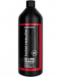 Матрикс тотал резалт соу лонг дэмэдж кондиционер восстанавливающий для поврежденных волос 1л