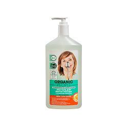 Органик пипл эко гель для мытья посуды апельсин 500мл