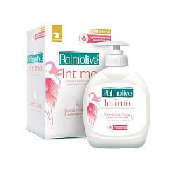 Палмолив интимо мыло жидкое для интимного ухода с молочной кислотой 300мл